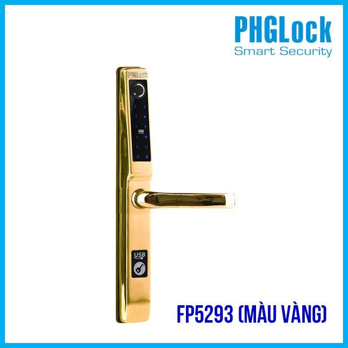 Khóa PHGLOCK FP5293 (Vàng)