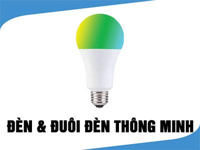 Đèn & Đuôi đèn thông minh