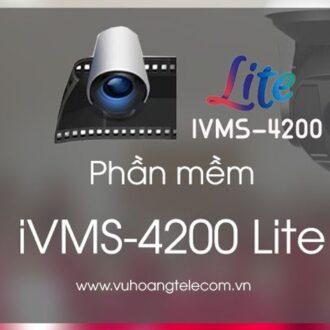phan mem xem camera Hikvision tren may tinh