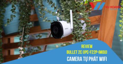 Camera tự phát Wifi IPC-F22P-IMOU mới, giá tốt nhất hiện nay