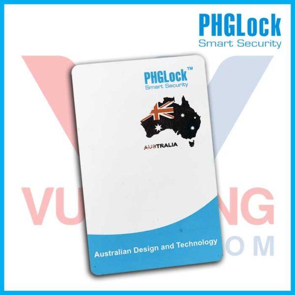 Thẻ cảm ứng TI CARD (Temic) PHGLock