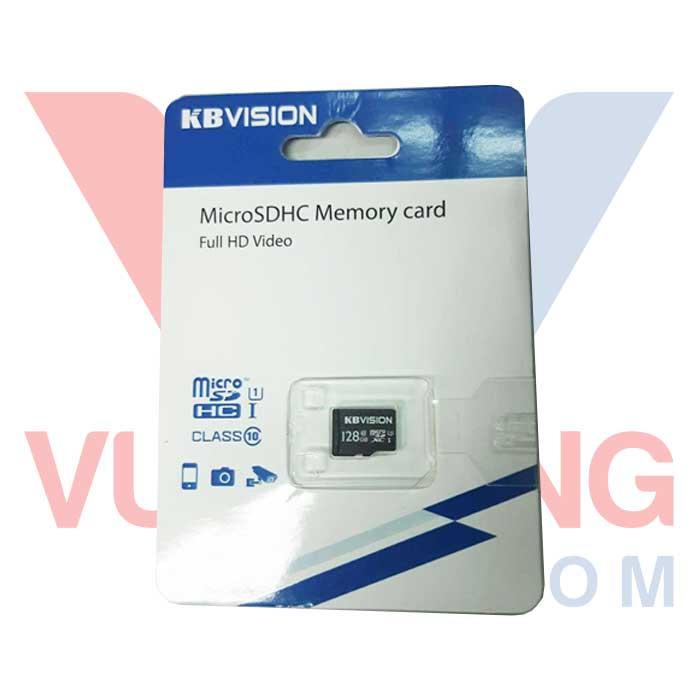 Thẻ nhớ thẻ nhớ 128GB KBVISION