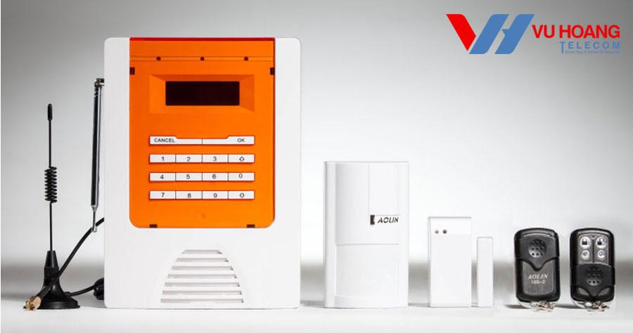Bán bộ báo động thông minh Aolin AL-6088GSM giá rẻ, chính hãng