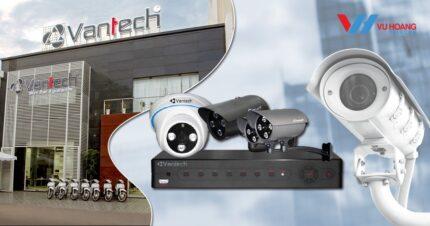 Phân phối thương hiệu camera VANTECH chính hãng