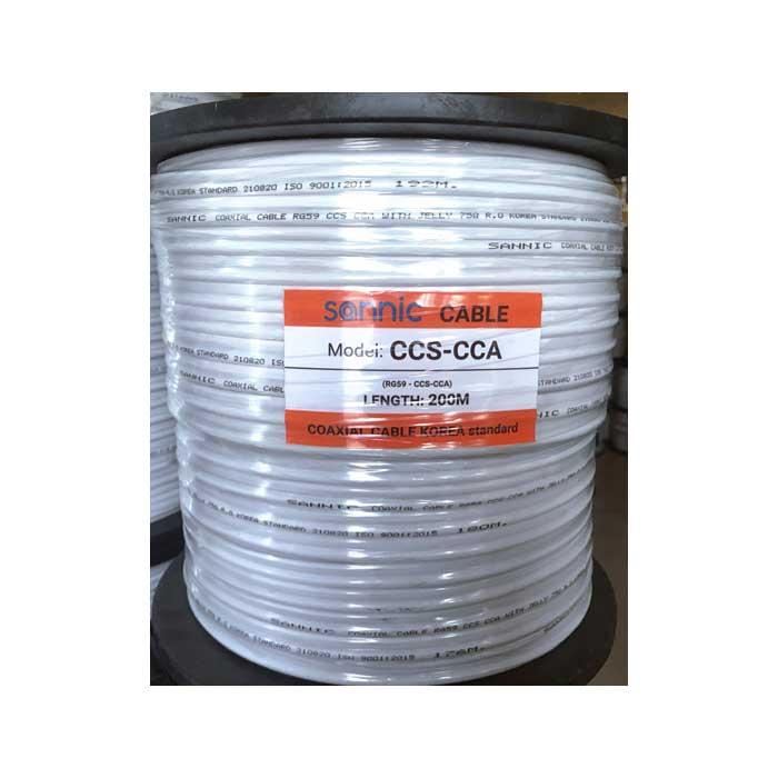 SANNIC CCS-CCA