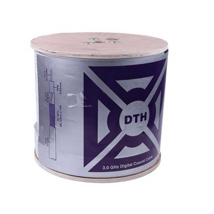 Cáp UNISAT DTH (2 lớp bạc)