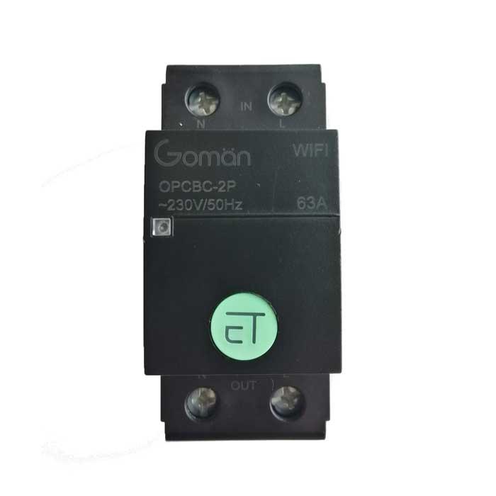 GOMAN GM-WCB20-366 mặt trước