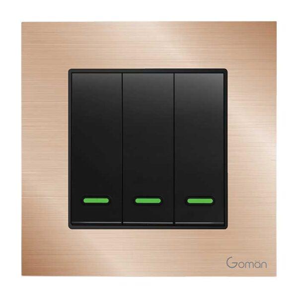 GOMAN GM-Z1G86-313S/B/G 1