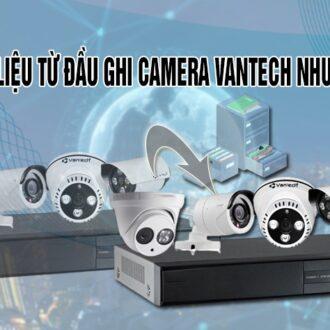 copy du lieu tu dau ghi camera Vantech nhu the nao