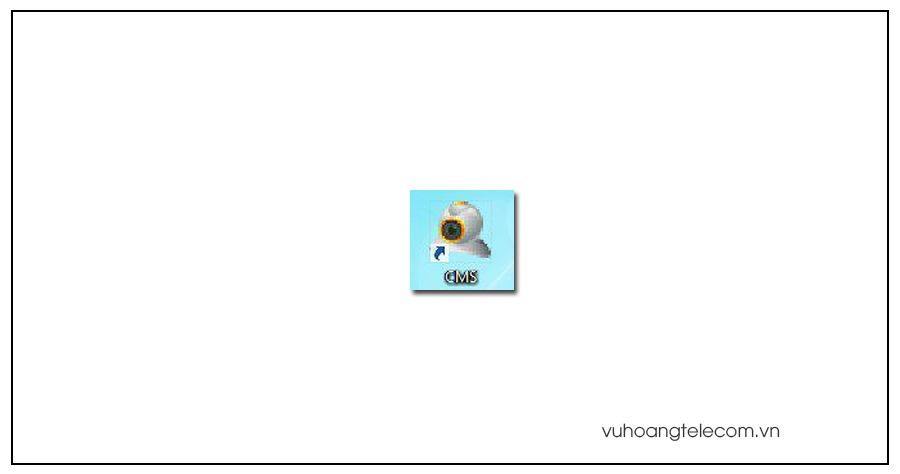 download va cai dat phan mem CMS camera Vantech cho may tinh - 4