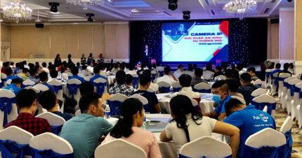 Hội thảo Workshop DAHUA giới thiệu công nghệ IP mới