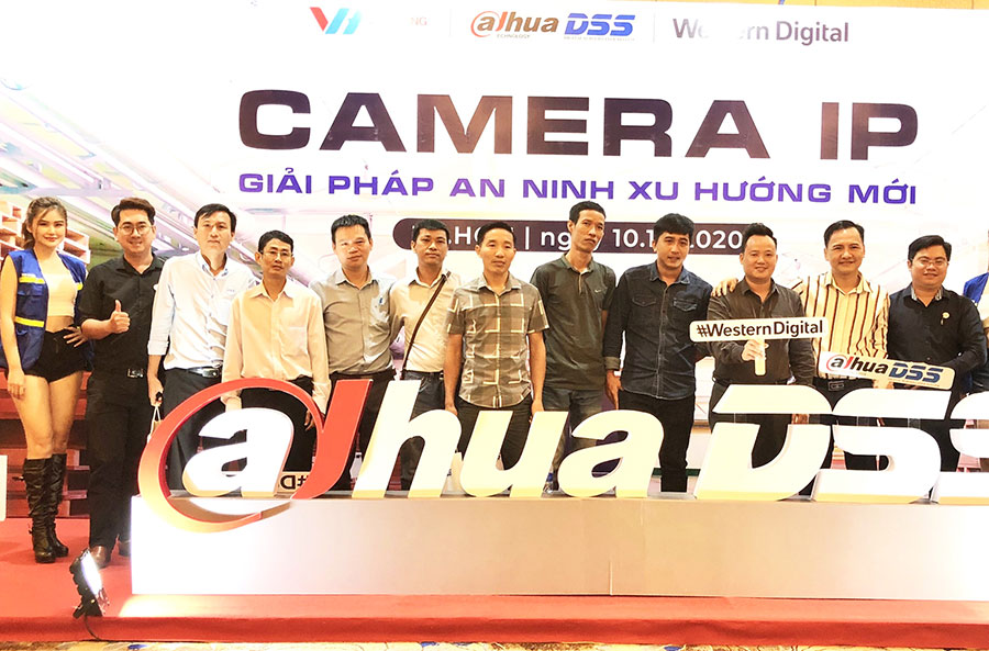 Camera IP - Giải pháp an ninh xu hướng mới