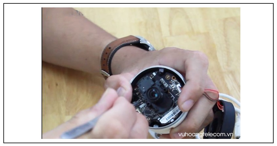 huong dan chi tiet cach reset camera IP Kbvision  - 4