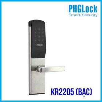 PHGLOCK KR2205 (Bạc)