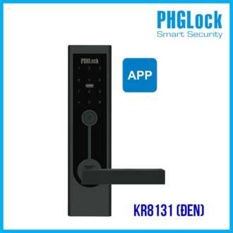 PHGLOCK KR8131 (Đen - App)