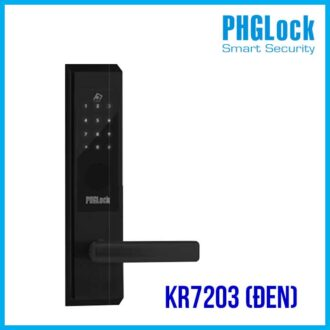 PHGLOCK KR7203 (Đen)