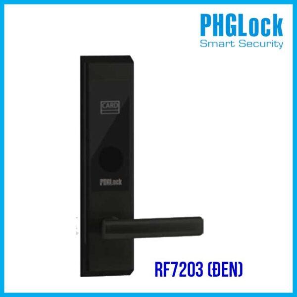 PHGLOCK RF7203 (Đen)