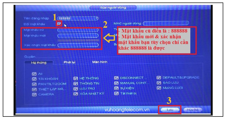 mat khau mac dinh camera Dahua cach reset camera IP - 8