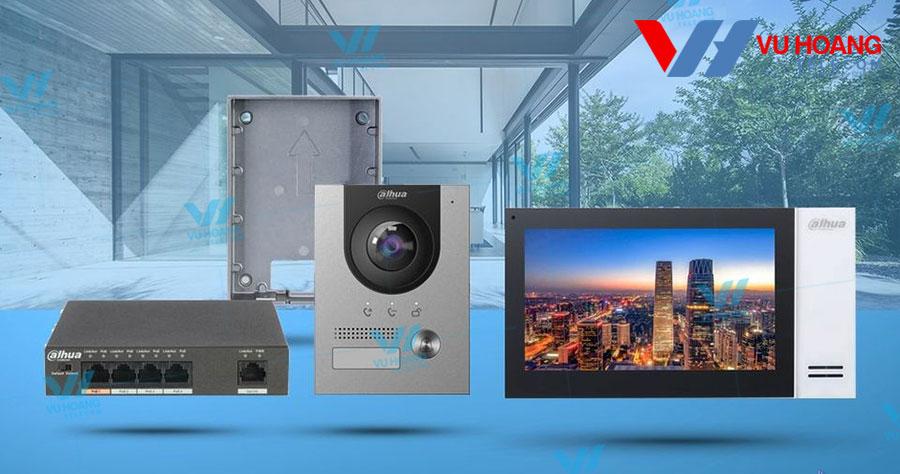 Bán nút nhấn camera chuông cửa DAHUA DHI-VTO2202F-P giá rẻ