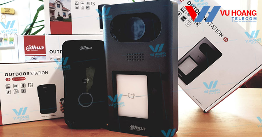 Bán nút nhấn camera chuông cửa IP DAHUA DHI-VTO2111D-P-S2 giá rẻ