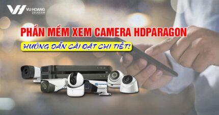 phan mem xem camera HDParagon