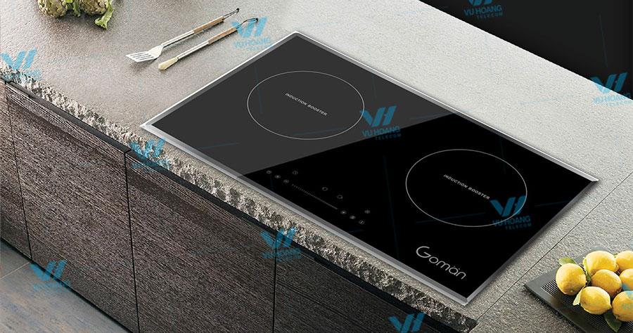 Bán bếp điện thông minh Wifi GOMAN GM-ES371W giá rẻ