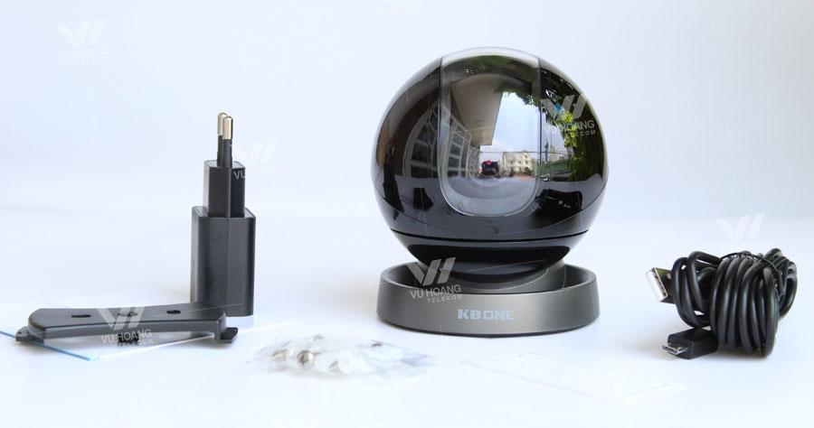 Bán camera Home IP 2MP KBONE KN-A23 hàng chính hãng giá rẻ