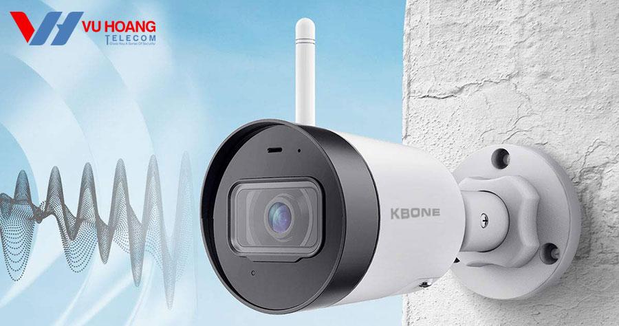 Bán camera IP Wifi 4.0MP KBONE KN-B41 giá rẻ, dùng ngoài trời