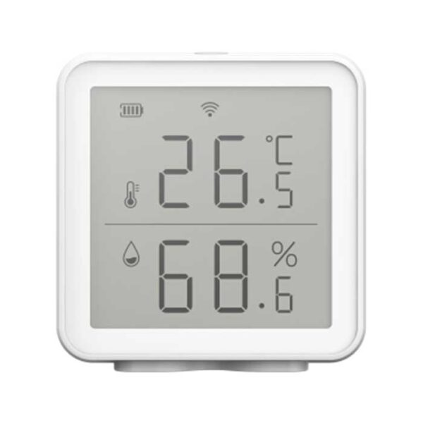 Đo độ ẩm và nhiệt độ Wifi GOMAN GM-TH357W