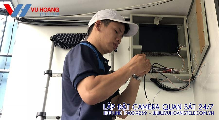 lap dat camera Ha Nam - 2