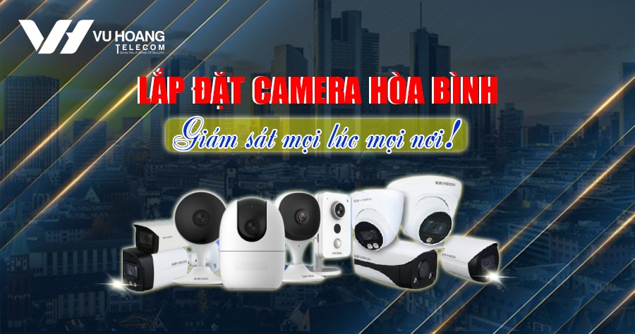 lap dat camera Hoa Binh