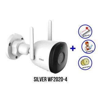 Lắp đặt camera IMOU ngoài trời gói SILVER WF2020-4