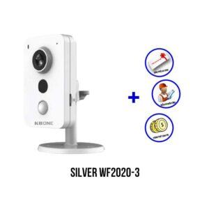 Lắp đặt camera KBONE 2MP gói SILVER WF2020-3