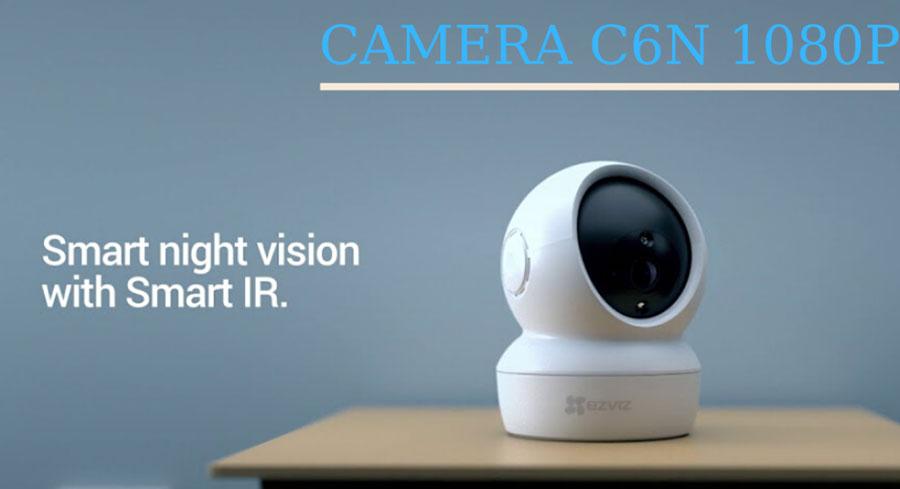 C6N 1080P thiết kế hiện đại, lắp đặt trong nhà