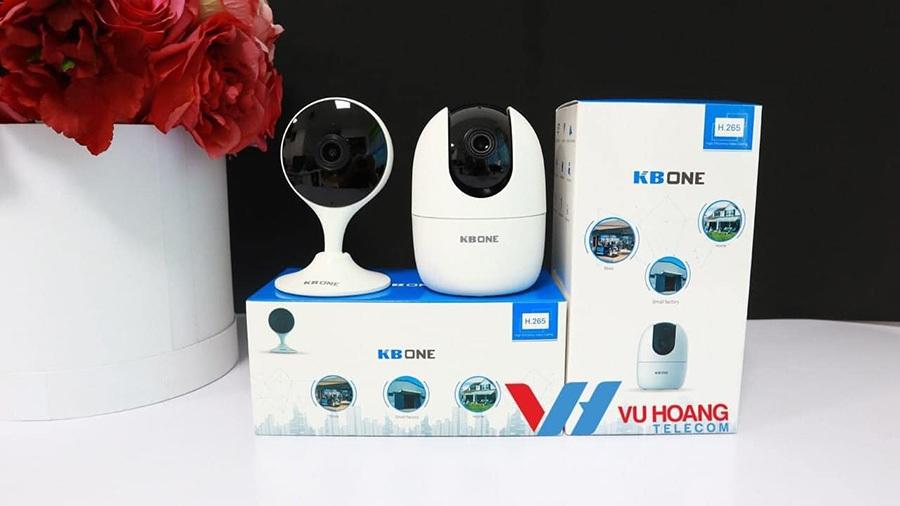 camera an ninh gia dinh KBONE KN-H21W