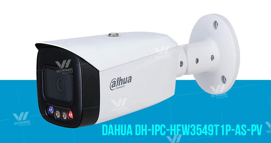 Bán camera IP AI 5MP DAHUA DH-IPC-HFW3549T1P-AS-PV giá rẻ