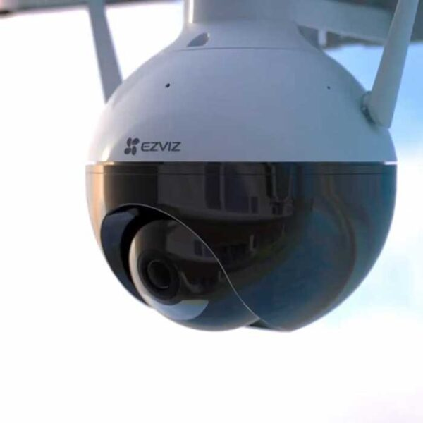Camera Wifi EZVIZ C8C thực tế 2