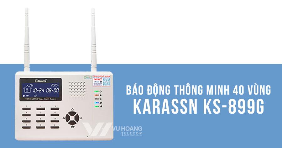 Báo động thông minh 40 vùng KARASSN KS-899G