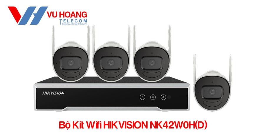 Bán bộ Kit camera IP Wifi HIKVISION NK42W0H(D) giá rẻ
