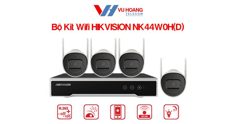 Bán bộ Kit camera IP Wifi HIKVISION NK44W0H(D) giá rẻ