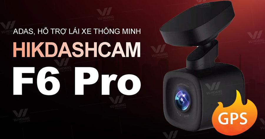 Bán camera hành trình F6 Fro Hikvision Siêu nét 5 Megapixel giá rẻ