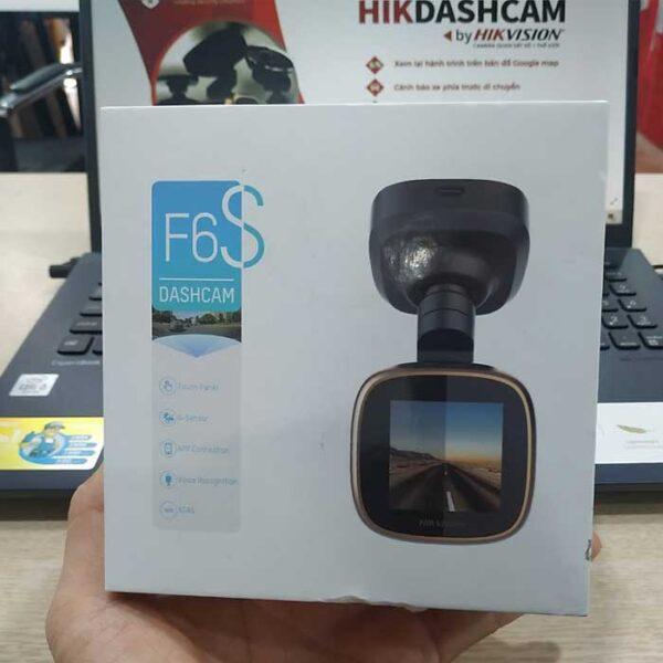 Dashcam Hikvision F6S - 3