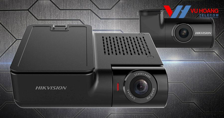 Camera hành trình G2 Hikvision có camera kép trước + Sau