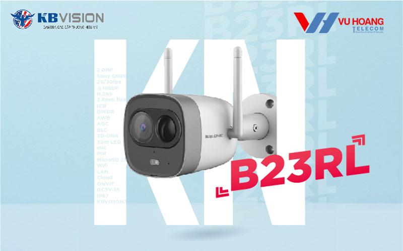 Camera tích hợp PIR KBONE KN-B23RL