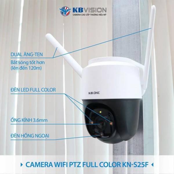Camera KBONE KN-S25F _ 3
