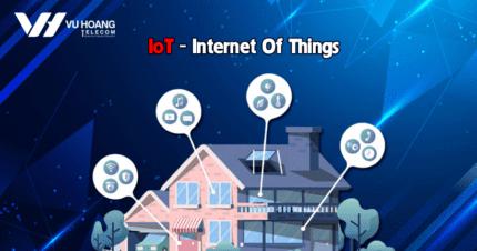 nha thong minh IoT