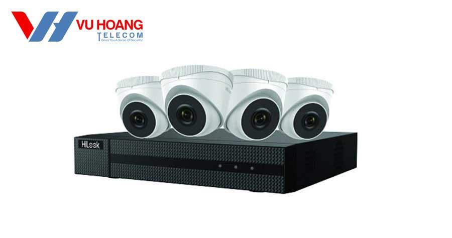 Bán bộ kit 4 camera IP Hilook IK-4042TH-MH/P giá rẻ