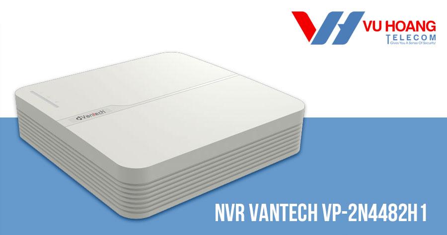 Đầu ghi hình IP 4 kênh VANTECH VP-2N4482H1