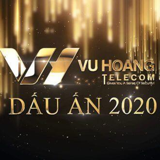 Những hoạt động nổi bật của Vuhoangtelecom - Tổng kết năm 2020