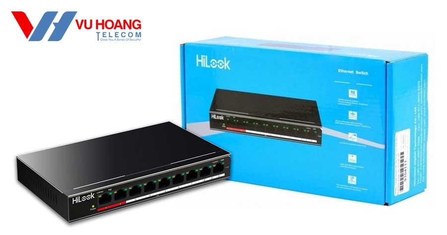 Bán Switch 8 cổng POE Hilook NS-0109P-58 giá rẻ